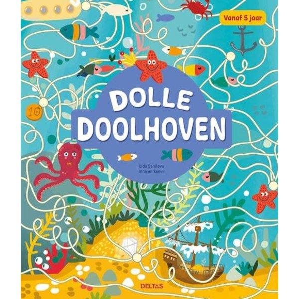 Deltas Dolle doolhoven (vanaf 5 jr)