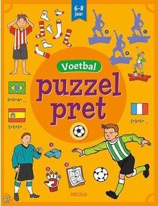 Deltas Puzzelpret - Voetbal (6-8 jr)