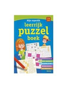 Deltas Mijn superdik leerrijk puzzelboek (7-9 jr)