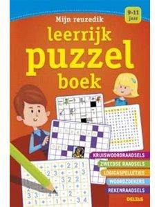 Deltas Mijn reuzedik leerrijk puzzelboek (9-11 jr)