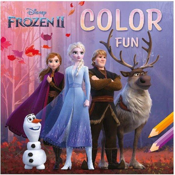 Disney Color Fun Frozen 2