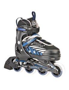 hudora Inline skate zwart-blauw maat 37-40