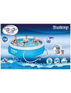 Zwembad Fastpool 305x76 met pomp