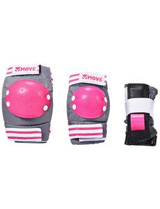 Move Beschermset Move junior - roze