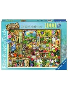 Ravensburger The Gardeners Cupboard 1000 stukjes