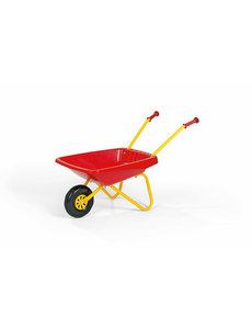 Rolly Kruiwagen geel/rood met kunstof bak
