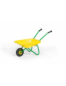 Rolly Kruiwagen groen/geel met kunstof bak
