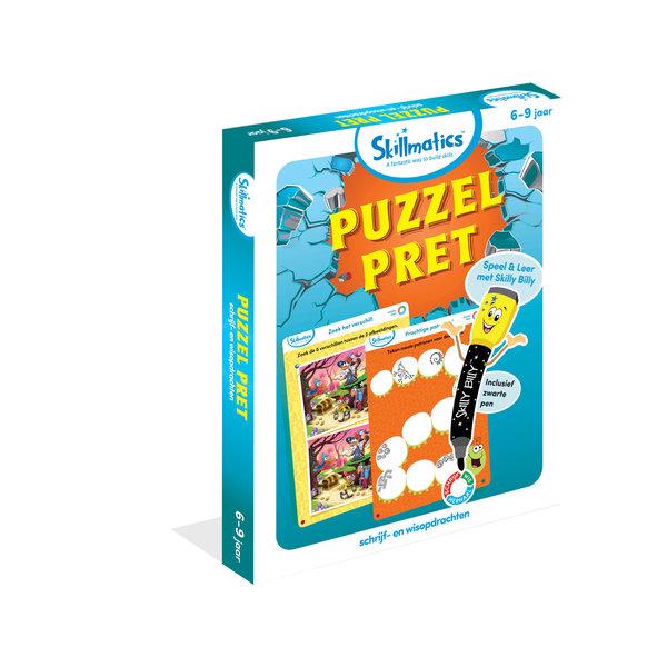 Skillmatics Puzzel Pret