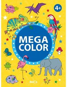 Ballon Mega Color kleurboek