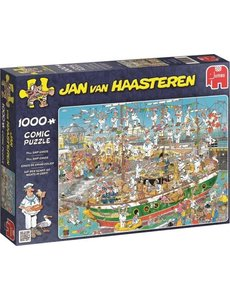 Jumbo/Jan van Haasteren Tall ship chaos - 1000 st.
