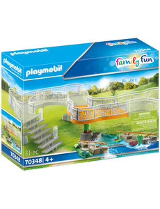 Playmobil 70348 - Uitbreidingsset dierenpark
