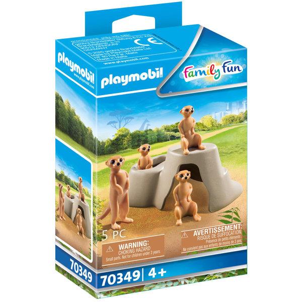 Playmobil 70349 - Kolonie stokstaartjes