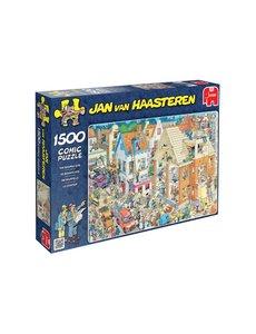Jumbo De Bouwplaats, 1500 stukjes
