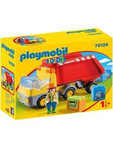 Playmobil 70126 - Kiepwagen