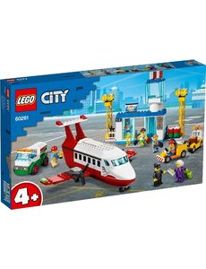 LEGO 60261 - Centrale luchthaven