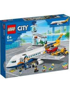 LEGO 60262 - Passagiersvliegtuig