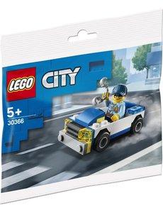 LEGO Verrassingzakje Politieauto