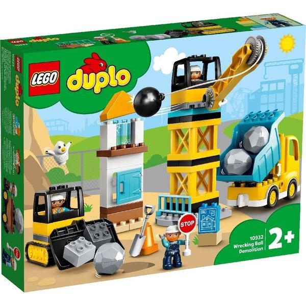 LEGO 10932 - Sloopkogel Afbraakwerken
