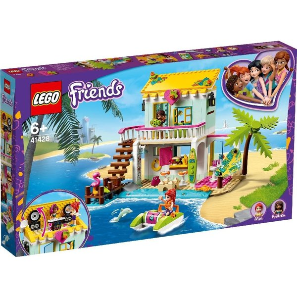 LEGO 41428 - Strandhuis