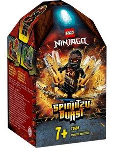 LEGO 70685 - Spinjitzu Burst - Cole