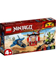 LEGO 71703 - Storm Fighter gevecht