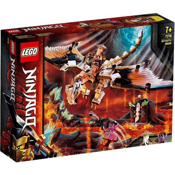 LEGO 71718 - Wu`s gevechtsdraak