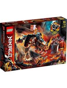 LEGO 71719 - Zane`s Mino-figuur