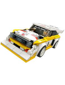 LEGO 76897 - Audi Sport Quattro S1 1985