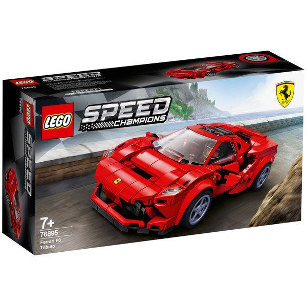 LEGO 76895 - Ferrari F8 Tributo