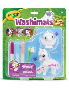 Washimals Toekan/Zebra