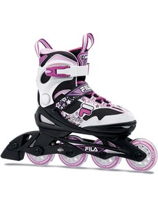 Fila Skeeler J-one G black-whiteboards-magenta maat 32-36