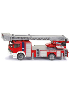 Siku 1841 - MB Atego Brandweerwagen met ladder