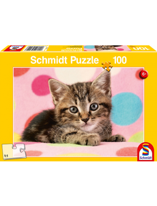 Schmidt Cute Kitten 100 stukjes