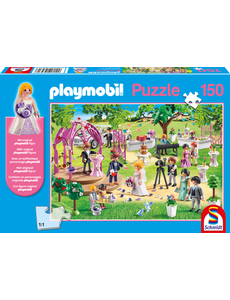 Schmidt Playmobil, Bruidspaviljoen - 150 st.