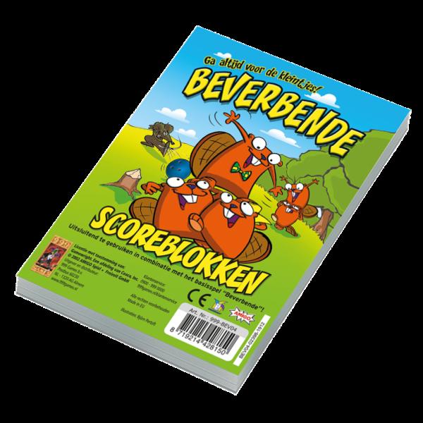 999 Games Beverbende Scoreblok - 3 st.