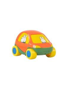 Nijntje/ miffy Nijntje Auto Oranje