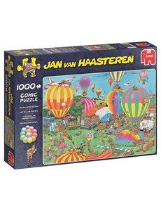 Jumbo Het Ballon Festival - 1000 stukjes