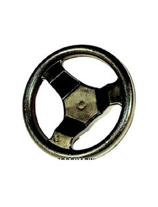 Rolly Toys 2862 - Stuur zwart