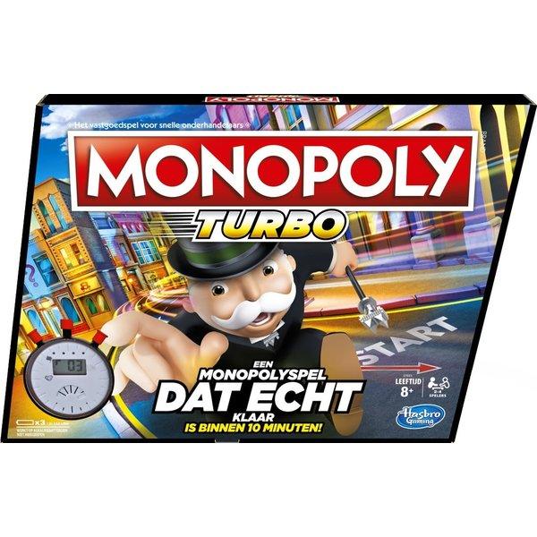 Monopoly turbo