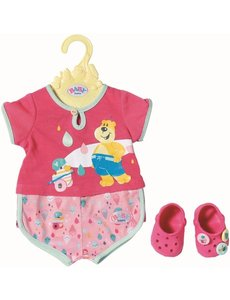 Bad pyjama met schoenen Baby Born