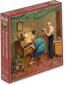 Marius van Dokkum Marius van Dokkum - Zoals de Ouden Zongen, 1000 st.