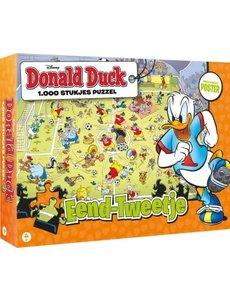 Donald Duck 4 - Eend-Tweetje, 1000 st.
