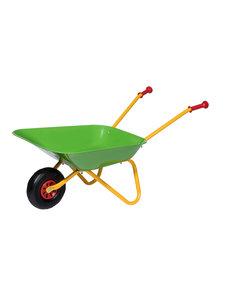 Rolly Kruiwagen metaal geel/groen
