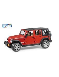 Bruder 2525 - Jeep Wrangler Unlimited Rubicon