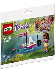 LEGO Verassingszakje Olivia's RC boot