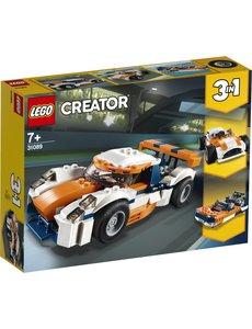 LEGO 31089 - Zonsondergang baanracer