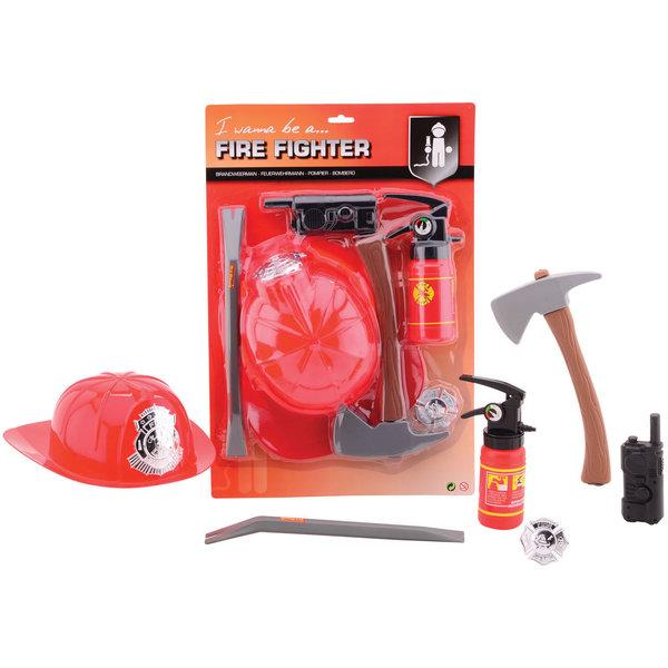 JohnToy Brandweerset