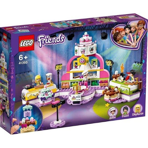 LEGO 41393 - Bakwedstrijd