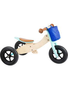 Small Foot Tricycle 2-in-1 maxi Turquoise