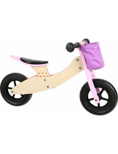 Small Foot Tricycle 2-in-1 maxi Pink